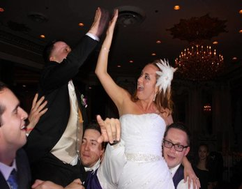 Wedding-high-5 Who We Are